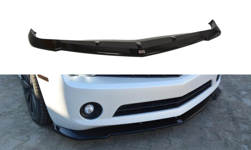 Splitter Przedni Chevrolet Camaro V SS - US Version Przedlift - GRUBYGARAGE - Sklep Tuningowy